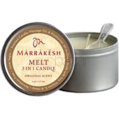 Свеча для тела Original 3 in 1 Candle Melt Marrakesh (США) 180мл