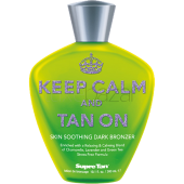 Бронзатор Keep Calm & Tan On Bronzer SUPRE (США) 300мл