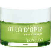 Крем для жирной кожи Purifying Cream Skin Clear Mila d'Opiz (Швейцария) 50мл