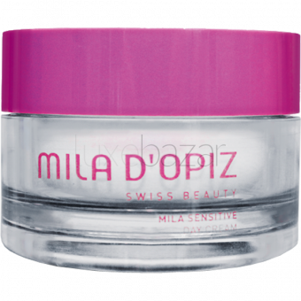 Крем ночной противоаллергический Mila Sensitive Night Cream Mila d'Opiz (Швейцария) 50мл