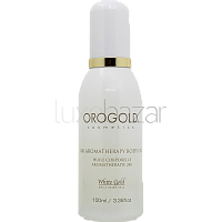 Масло для тела ароматератия White Gold 24K Aromatherapy Body Oil OROGOLD (США) 100мл