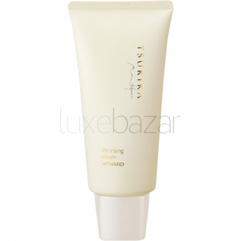 Крем очищающий Tsukika Cleansing Cream MENARD (Япония) 130гр
